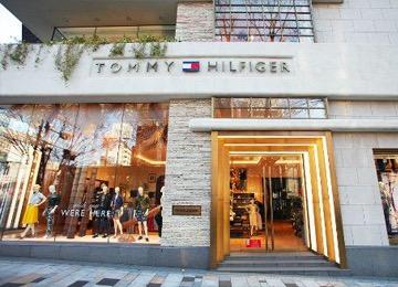 Tommy Hilfiger Omotesando Store