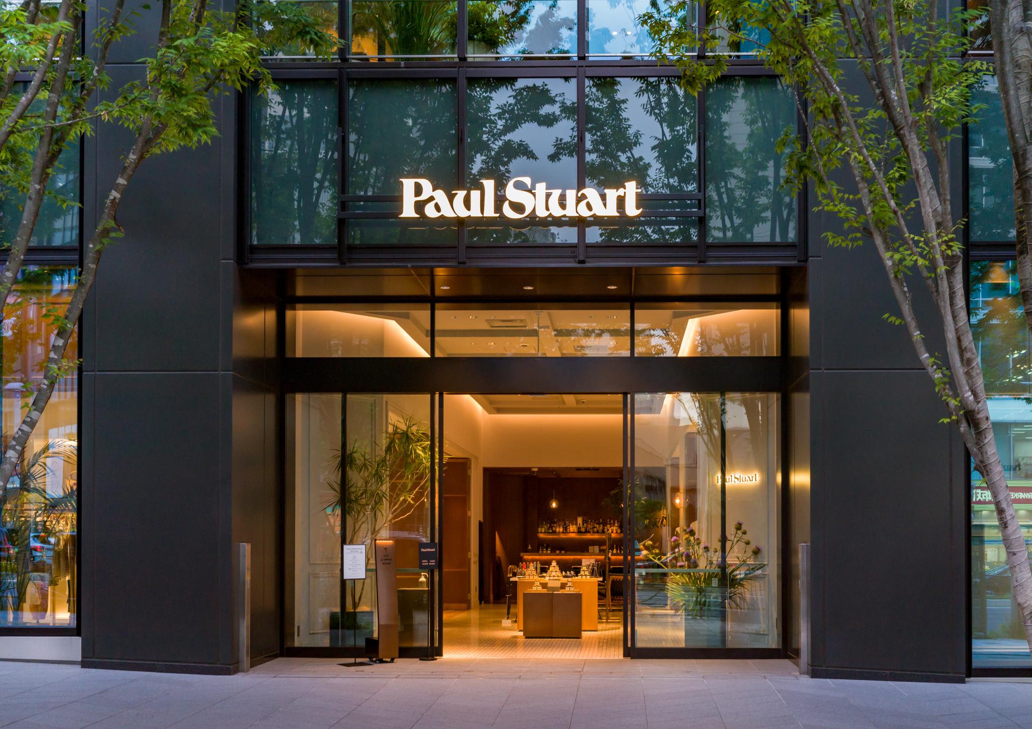 Paul Stuart Aoyama Flagship