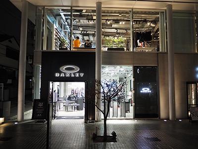 Oakley Store Harajuku