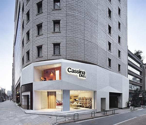 Cassina ixc. Aoyama shop