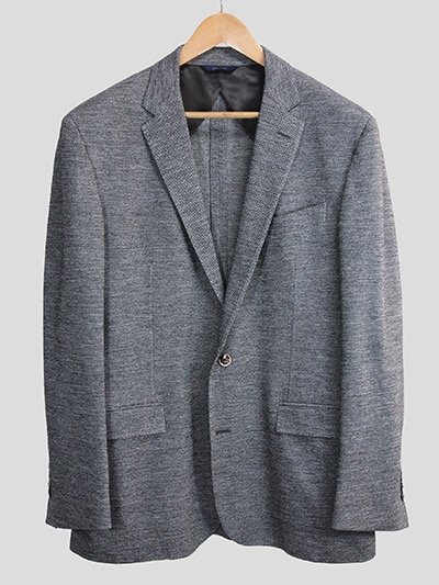 Gray jacket by Brooks Brothers
