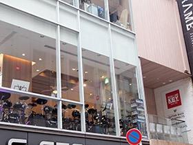 MUSIC LAND KEY Shibuya Store