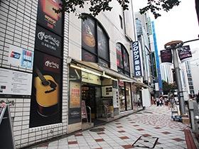 Kurosawa Gakki G-Club Shibuya